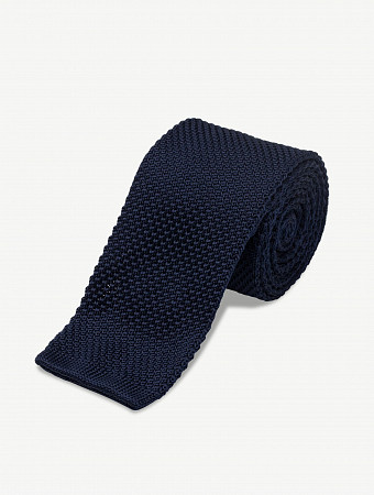 Bryson tie knitted