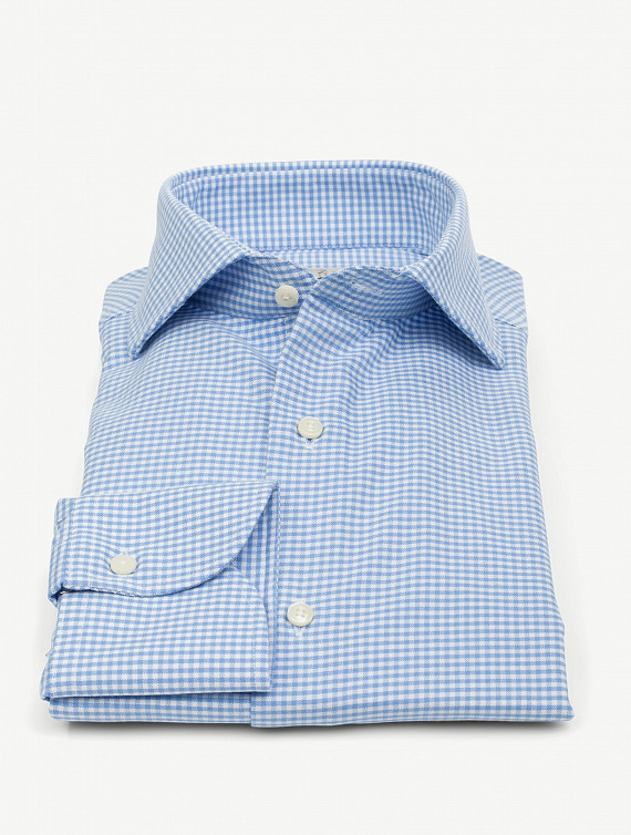 image: Leon shirt check oxford