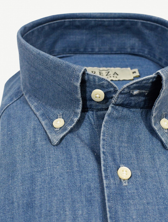 image: Leon shirt washed button-down (0)
