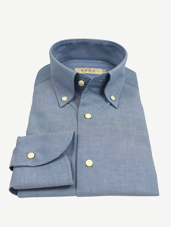 image: Leon shirt washed button-down
